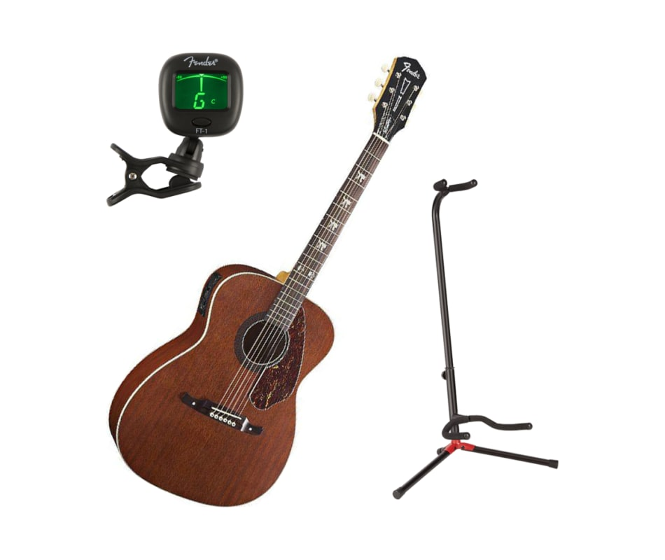 Tim Armstrong Hellcat Acoustic Guitar Bundle