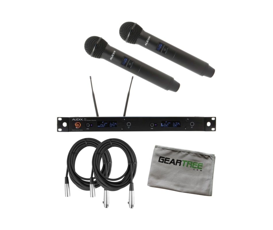 Audix AP42 OM2A R42 Receiver Wireless Microphone S