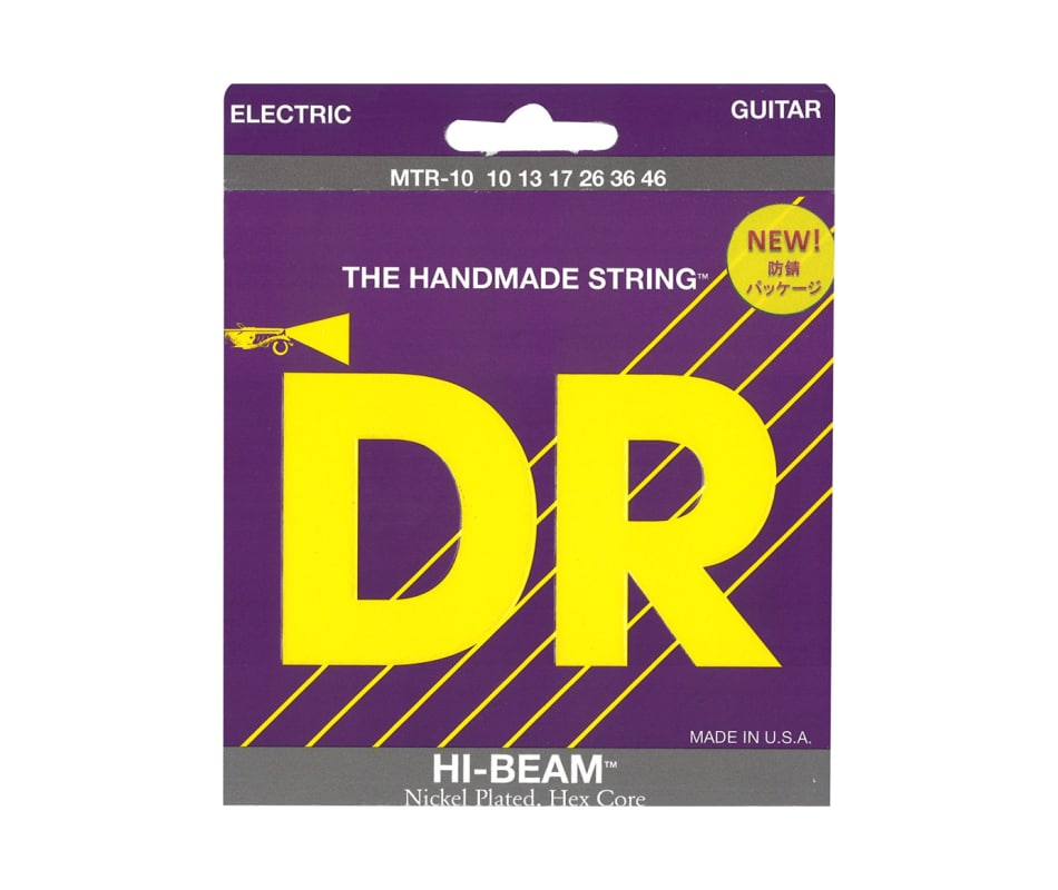 MTR-10 Hi-Beam 10-46 Electric Guitar Strings
