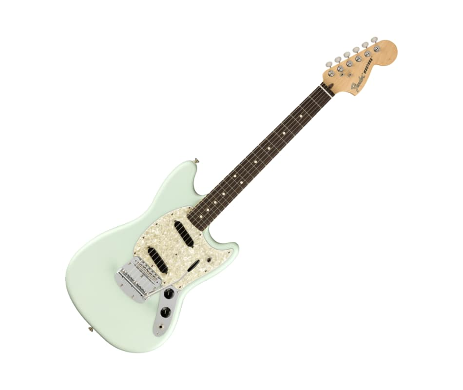 PARENT Fender American Performer Mustang Electric