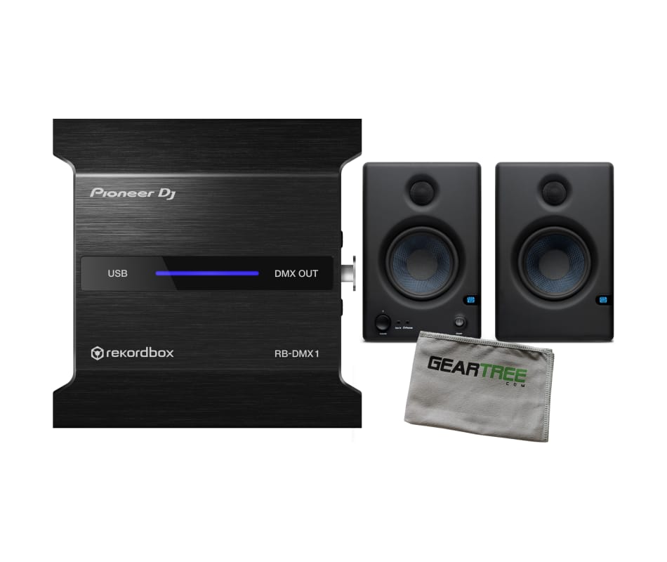 Pioneer DJ RB-DMX1 Rekordbox Lighting Mode DMX Int