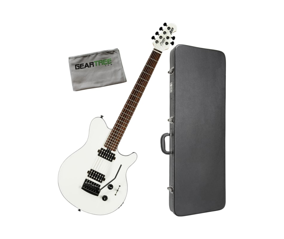 Sterling AX3S-WH-R Axis White w/Black Binding Elec