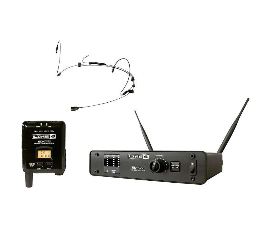 Line 6 XD-V55HS TAN US L23-4 Headset Wireless Syst