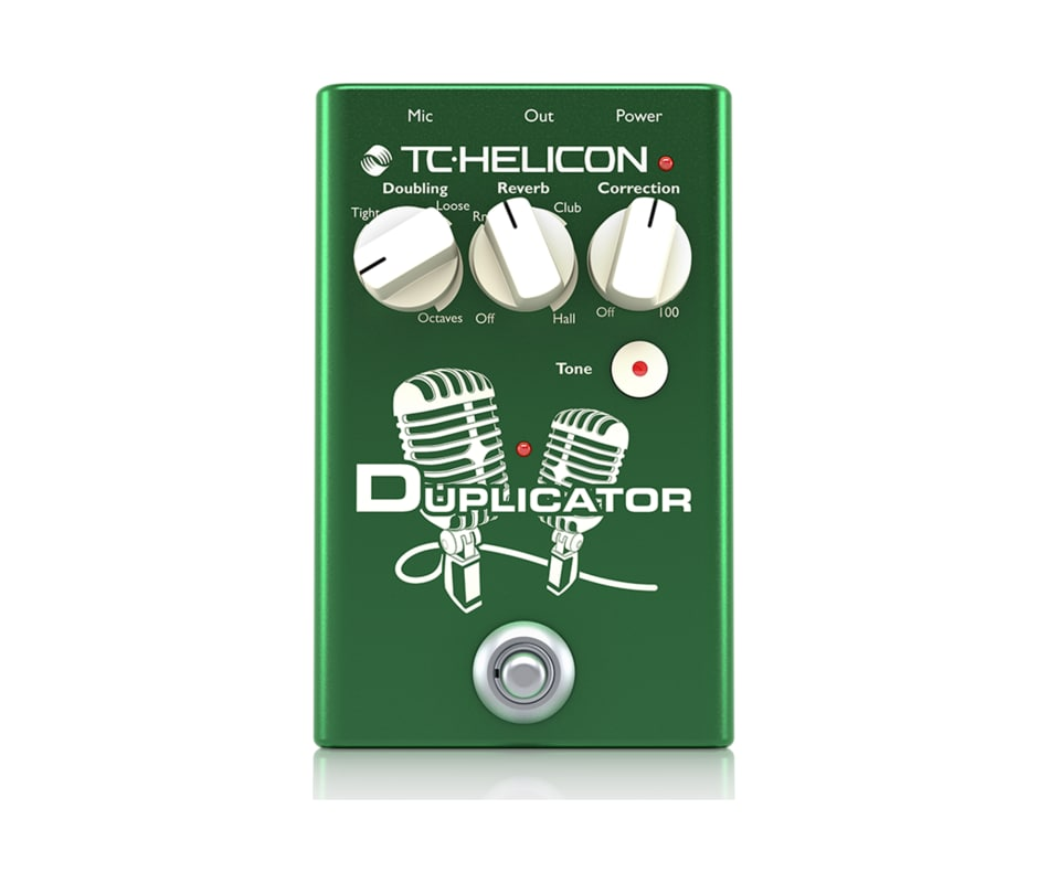 996372001 Duplicator Vocal Effects Pedal
