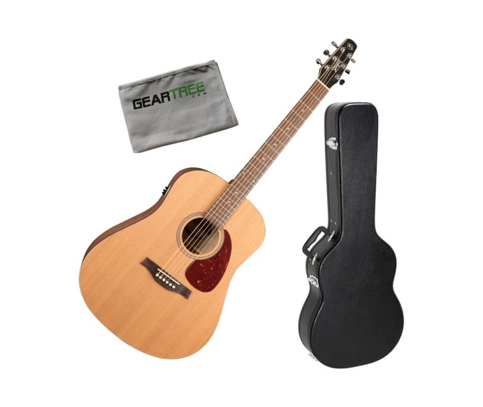 S6 Original QIT Acoustic-Electric Guitar Bundle