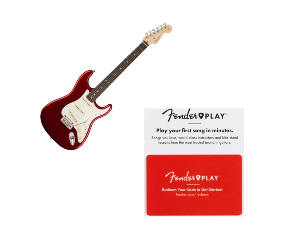 Fender American Professional Stratocaster Rosewood