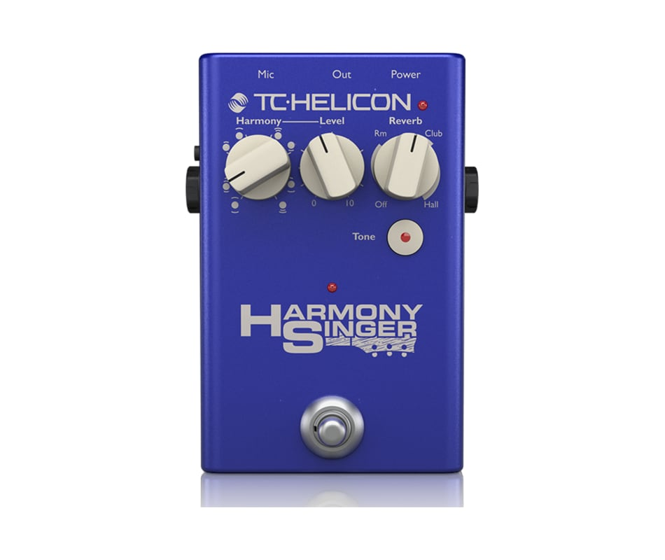 Harmony Singer 2 Vocal Effects Pedal