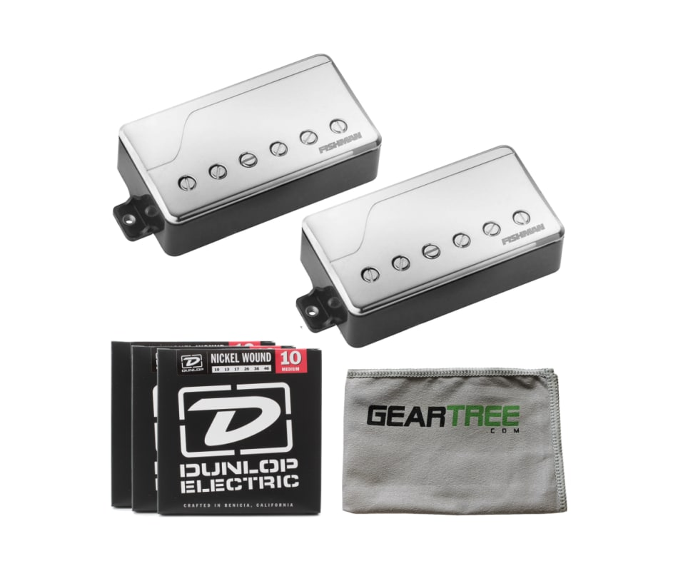 PRF-CHB-SN2 GD Fluence Classic Humbucker Bundle