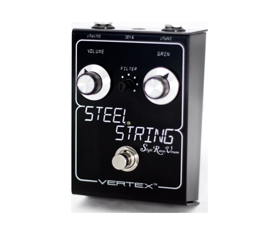 Vertex Steel String SRV Slight Return Version Clea