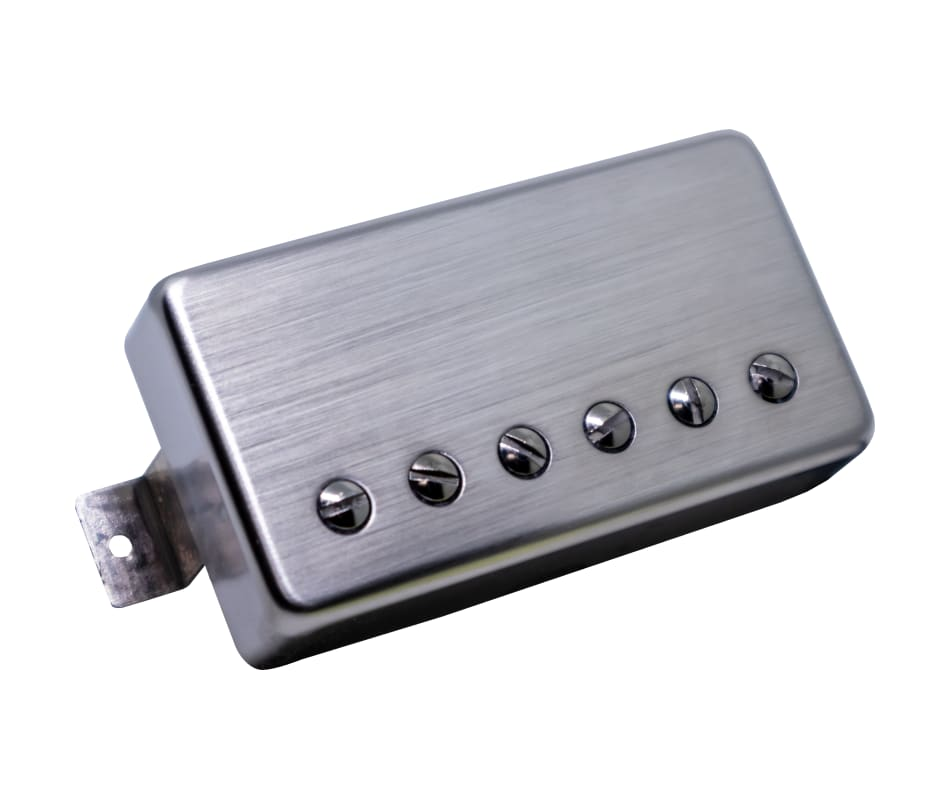 Supro TK11B Supro PAF Brushed Nickel BRIDGE Pickup