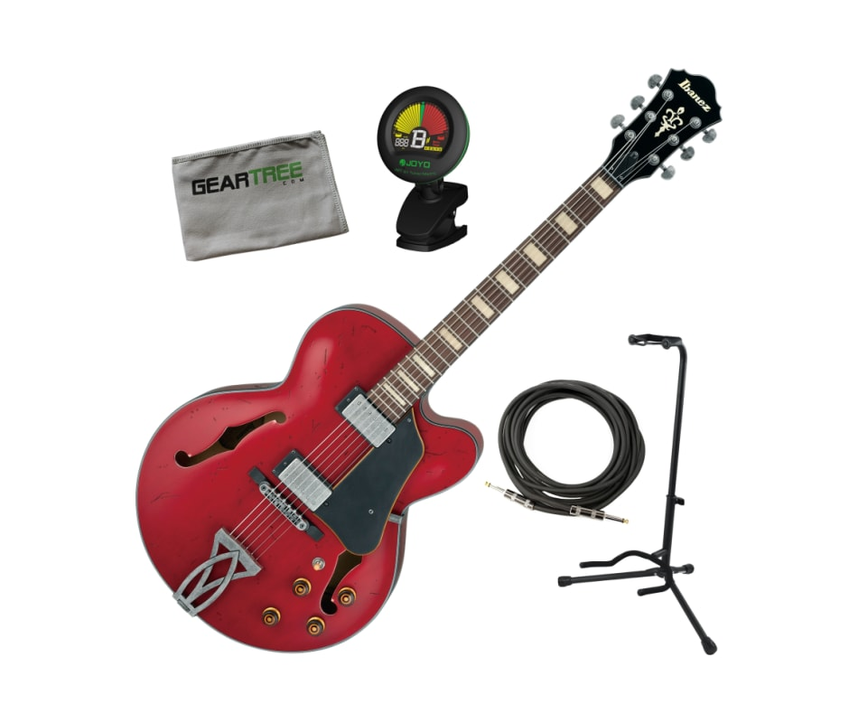 AFV10A TRL Artcore Vintage Hollowbody Bundle