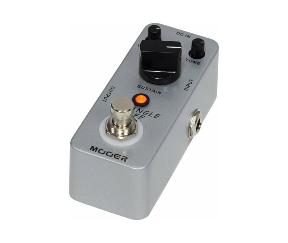Mooer Micro Series Triangle Buff Fuzz Effects Peda
