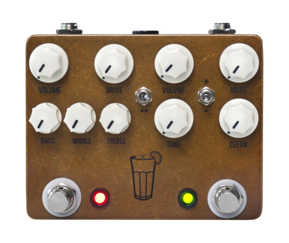Sweet Tea V3 Overdrive/Distortion Effect Pedal