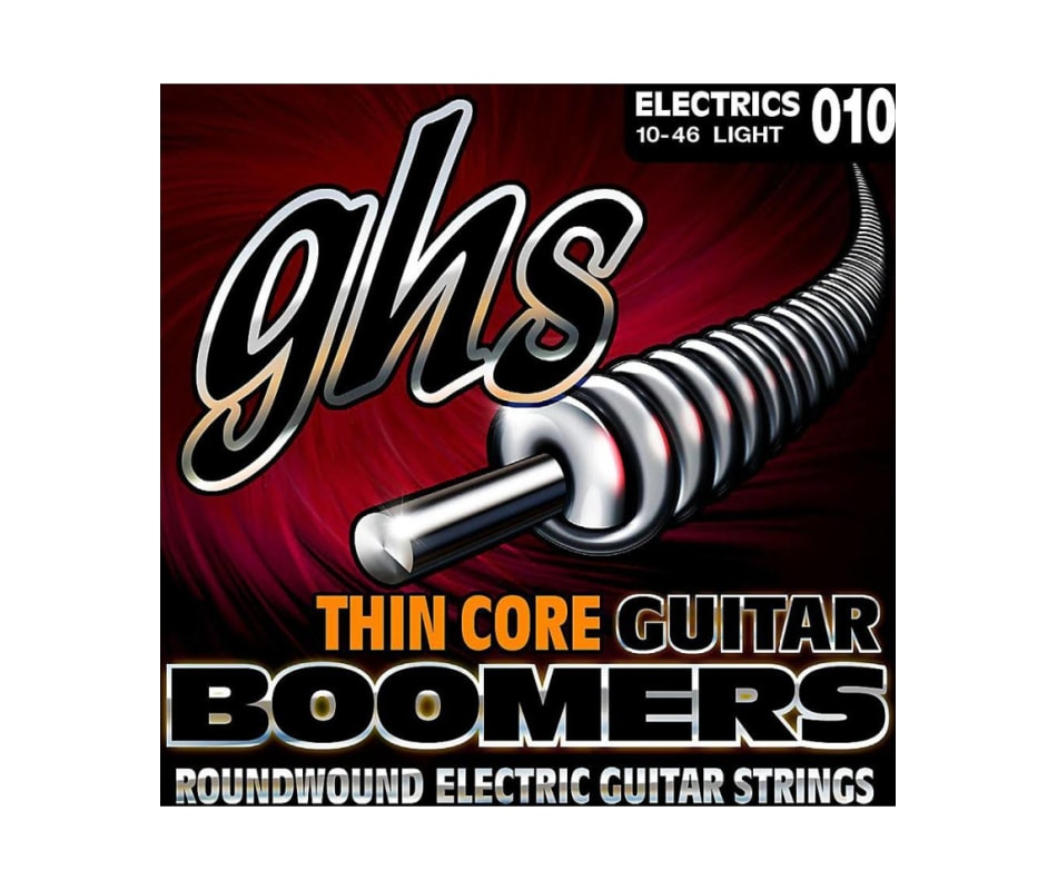 Thin-Core Boomers Electric Guitar Strings