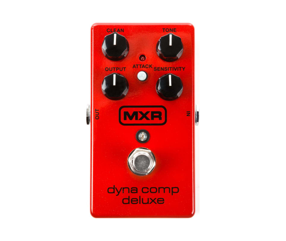 MXR M228 Dyna Comp Deluxe Compression Effects Peda