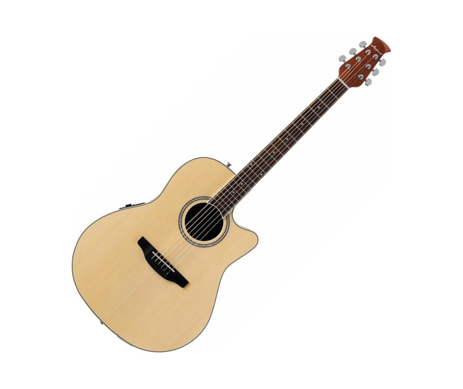 Ovation AB24II-4 Applause Standard Mid Depth Natur