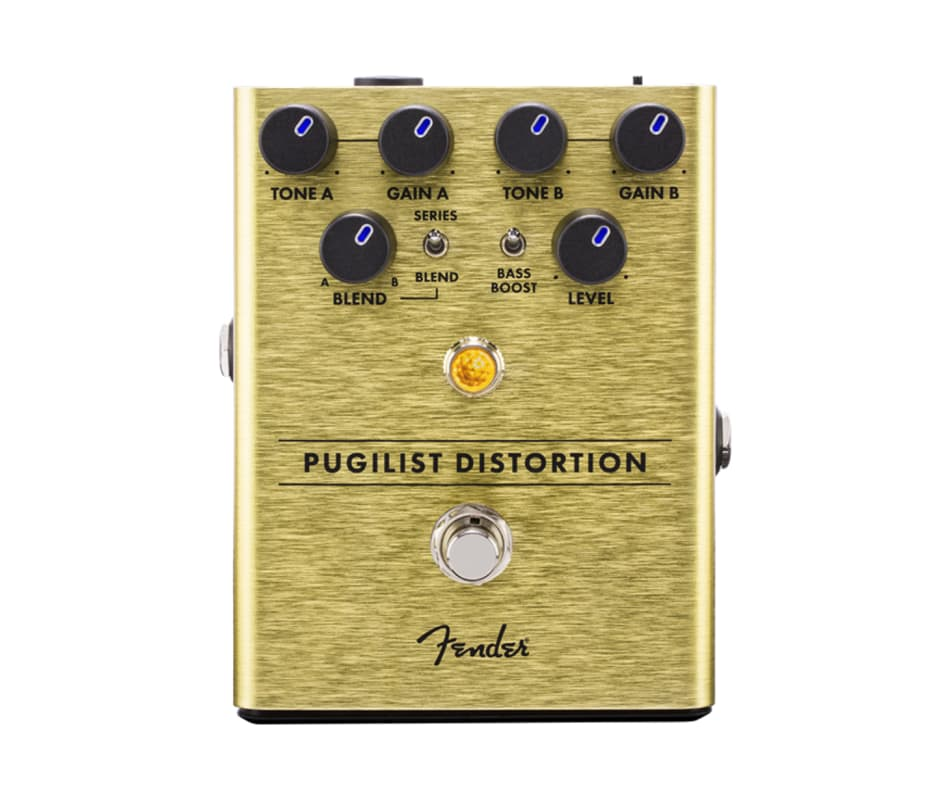 Pugilist Distortion Electric Guitar Effect Pedal