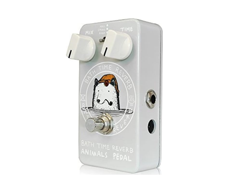 Animals Bath Time Reverb Pedal