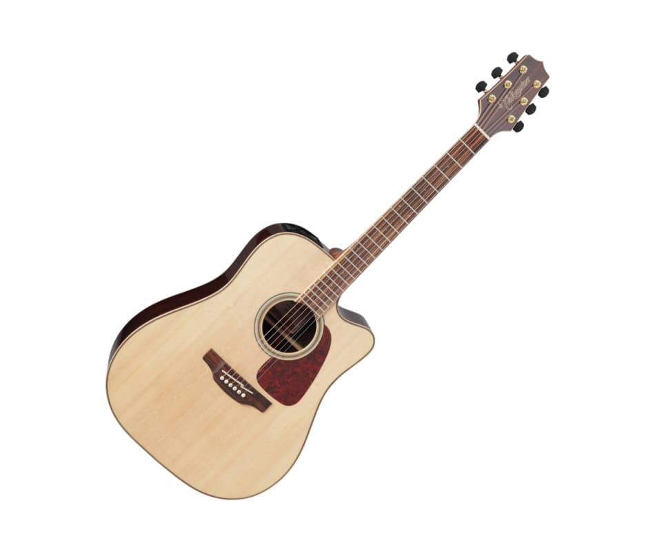GD93CE Natural Acoustic-Electric Guitar