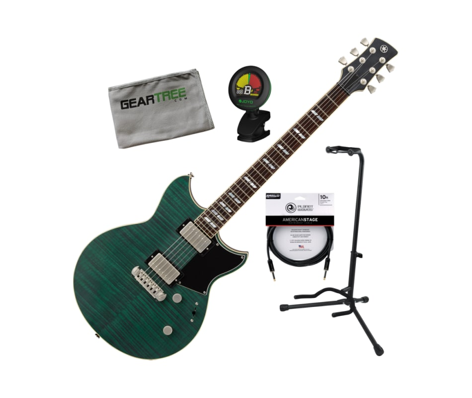 Yamaha RS620 SEG Snake Eye Green Double CW Mahogan