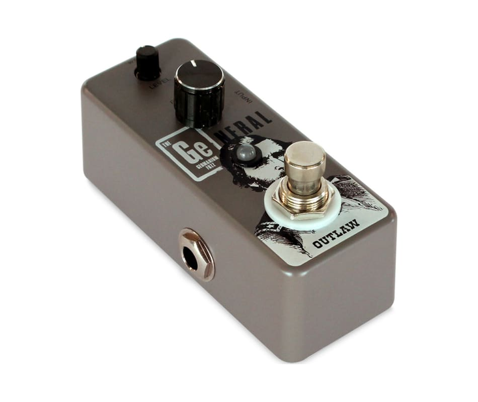 Outlaw Effects The General Germanium Fuzz Pedal