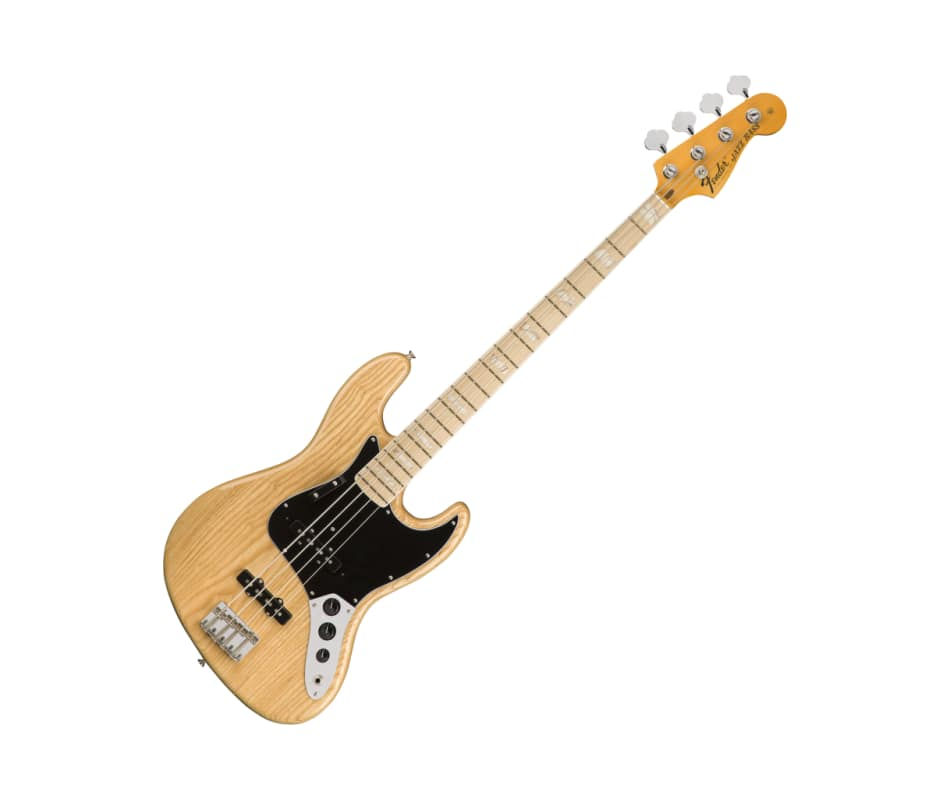Fender American Original '70s Jazz Bass, Maple Fi