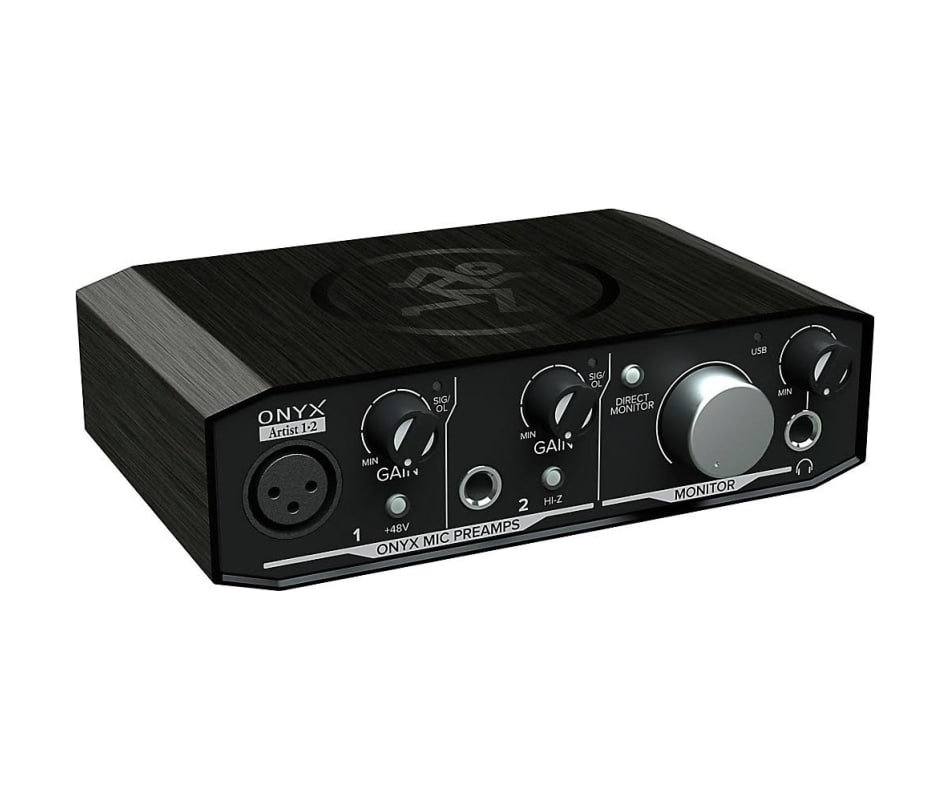Onyx Artist 1-2 2x2 USB Audio Interface