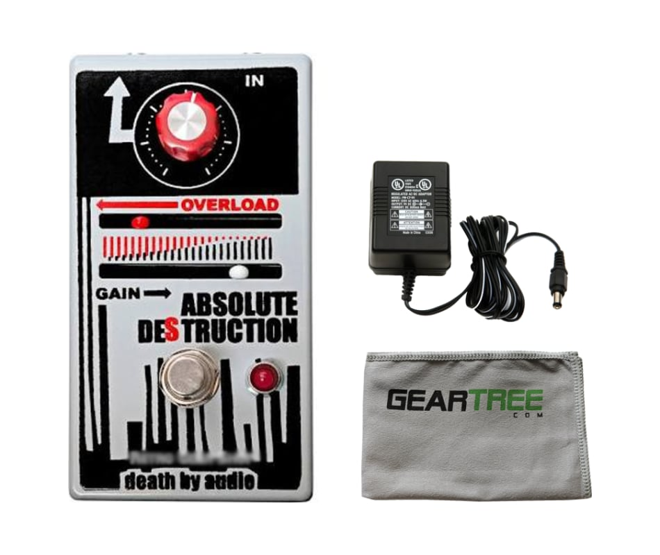 Death By Audio Absolute Destruction Fuzz Bundle