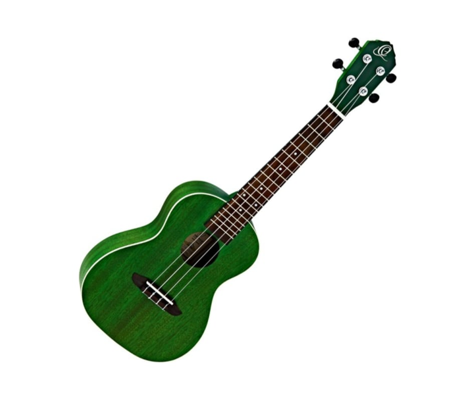 Ortega Guitars RUFOREST Earth Series Concert Ukule