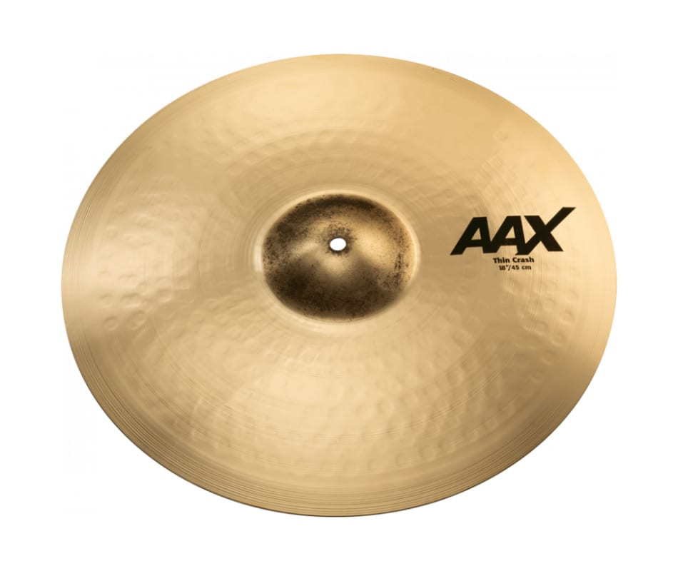 Sabian 21806XCB AAX 18IN Thin Crash Brilliant