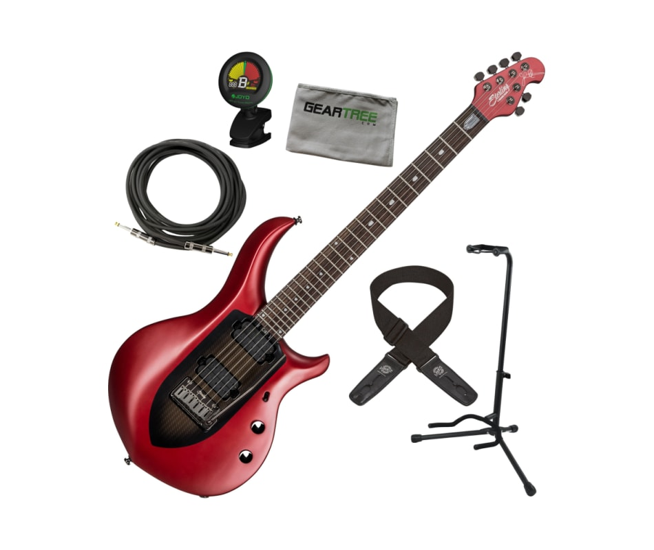 MAJ100 ICR John Petrucci Electric Guitar Bundle