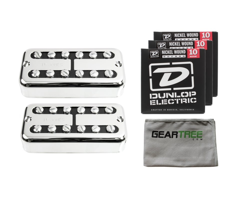 Classic Plus Universal Neck/Bridge Set Bundle