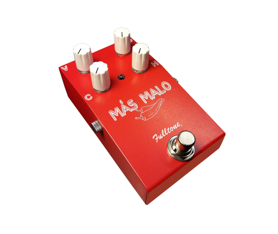 Mas Malo Distortion Fuzz Guitar Effect Pedal