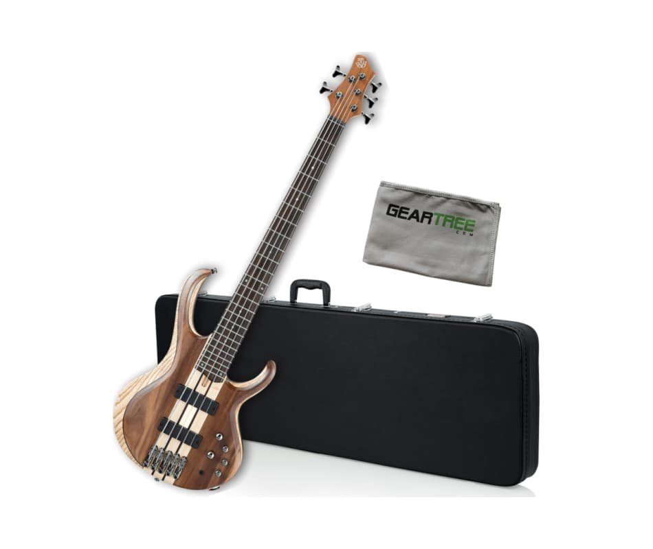 BTB745 NTL BTB Standard 5-String Bass Bundle
