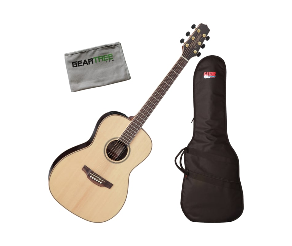 Takamine GY93E-NAT New Yorker Natural Acoustic-Ele