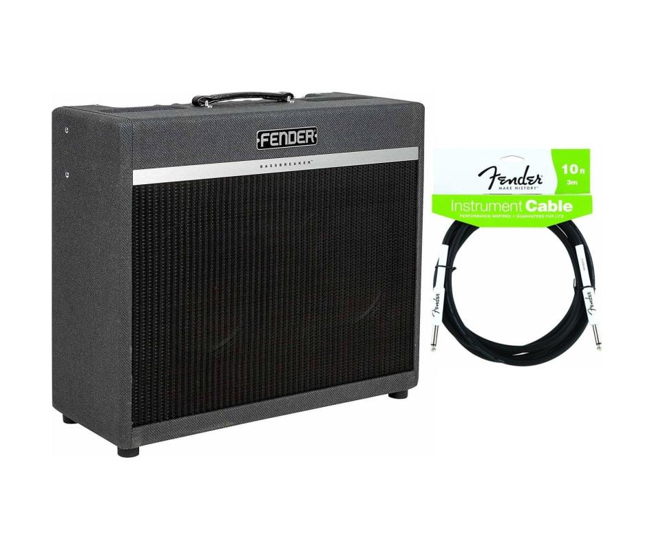 226-5000-000 Bassbreaker Combo Amplifier Bundle