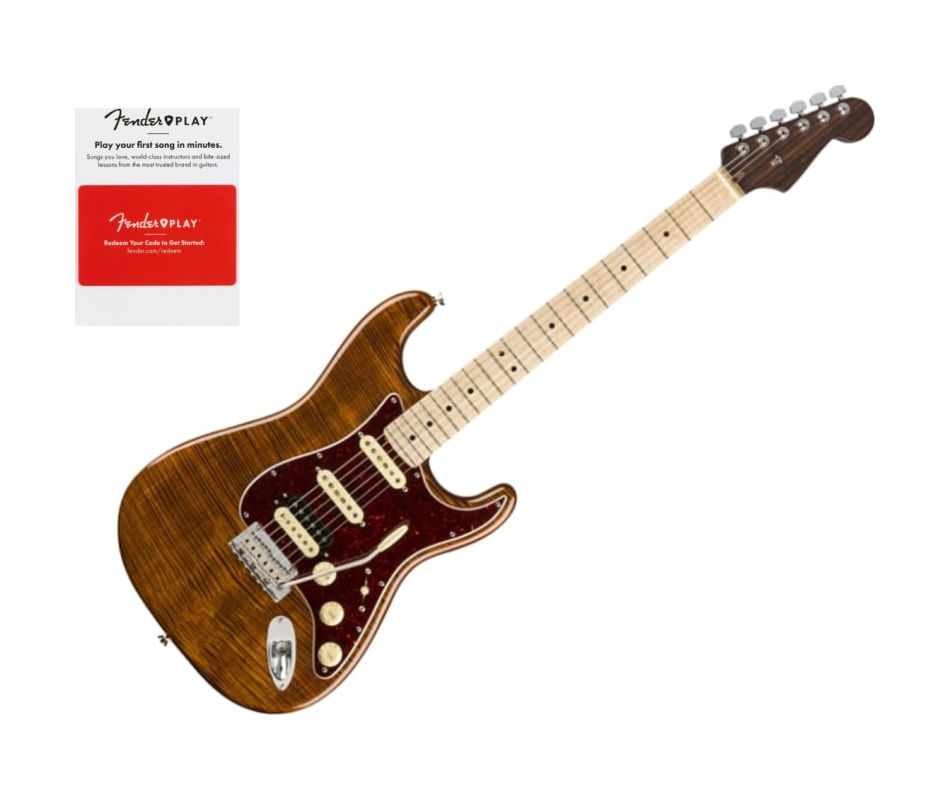 Fender 0176504871 Rarities Flame Top Stratocaster