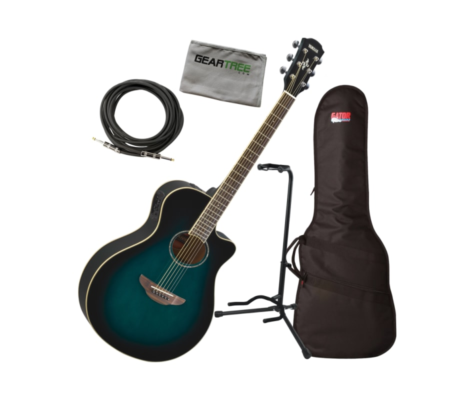 Yamaha APX600 OBB Thinline Acoustic-Electric Guita