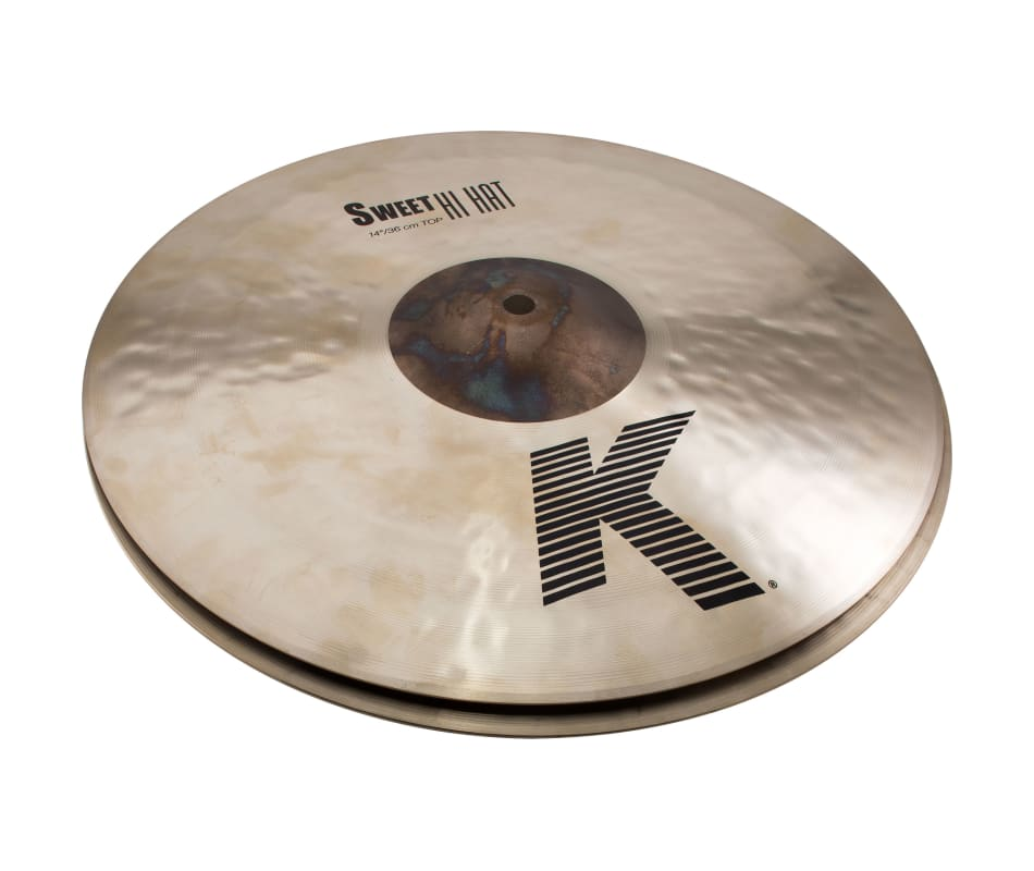 Zildjian K0720 14'' K Sweet Hi-Hat Pair