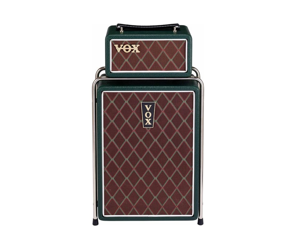 Vox Mini SuperBeetle Guitar Amp in British Racing