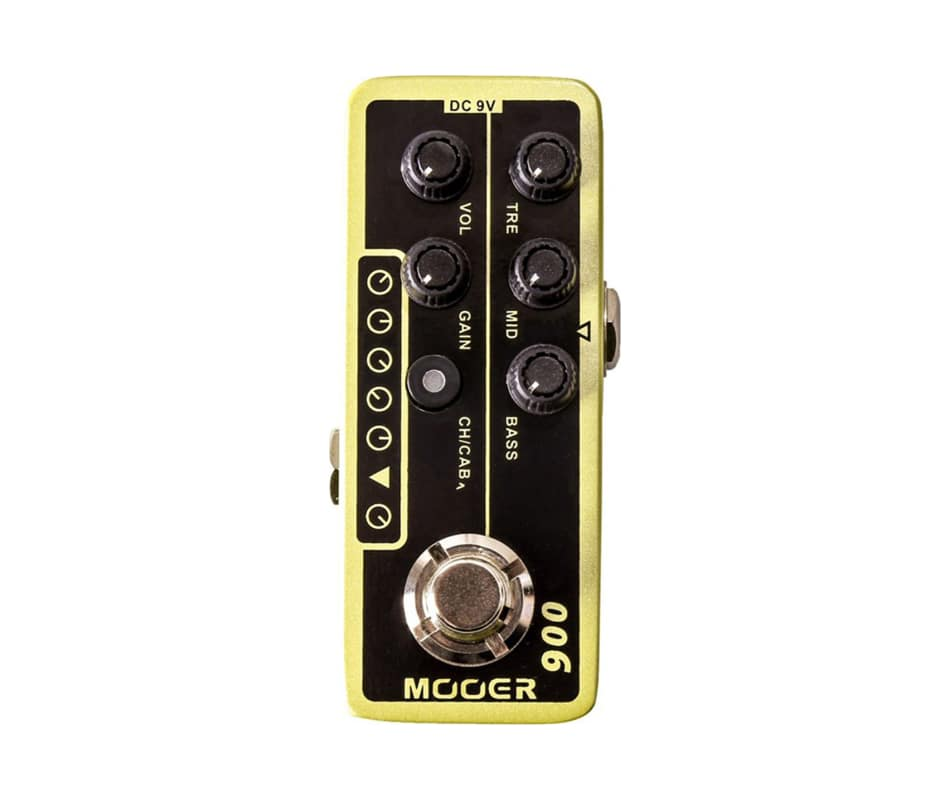 Micro Preamp 006 Classic Deluxe (Fender Blues Dlx)