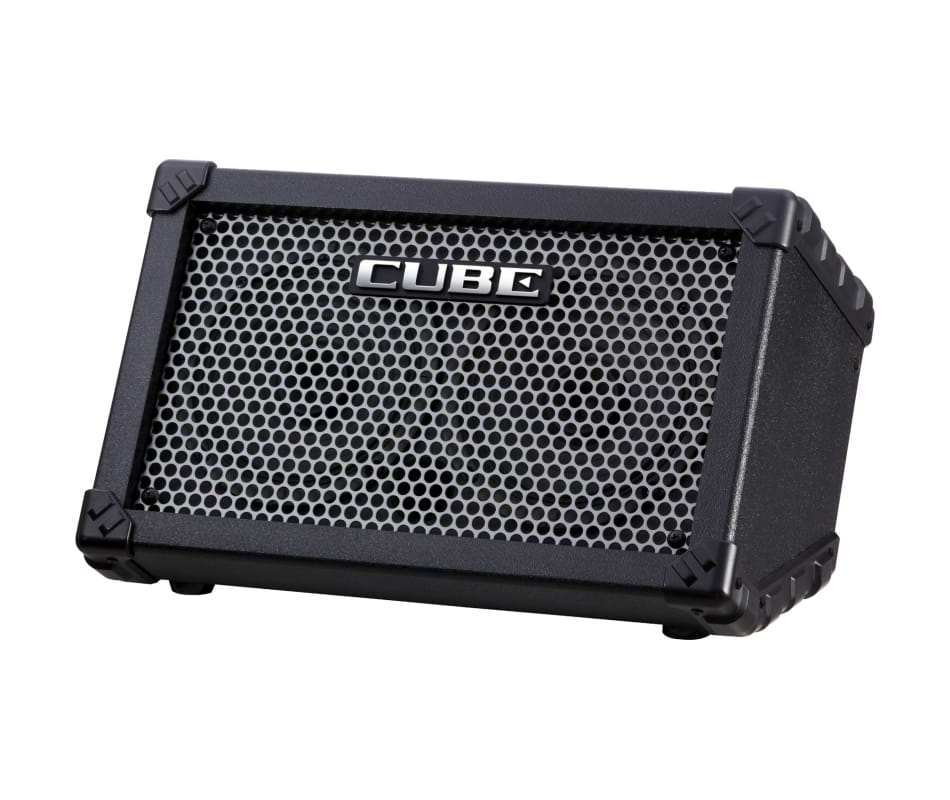 CUBE Street 2-Channel Battery Powered PA Amp