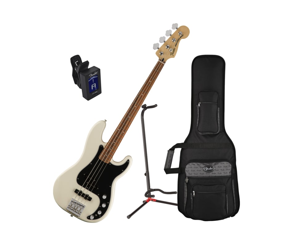 Deluxe Active OW Precision Bass Special Bundle