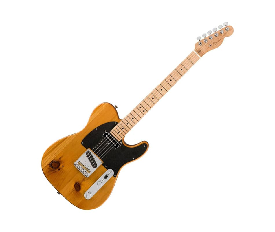 Limited Exotic Wood American Pro Pine Telecaster
