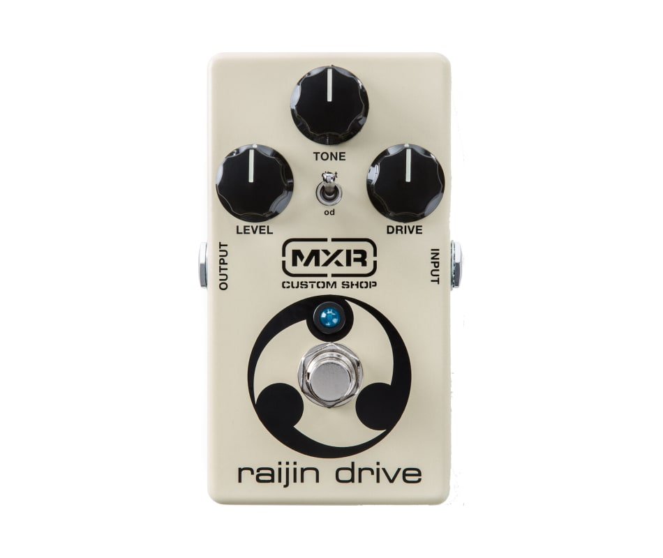 MXR CSP037 Raijin Drive Overdrive/Distortion Pedal