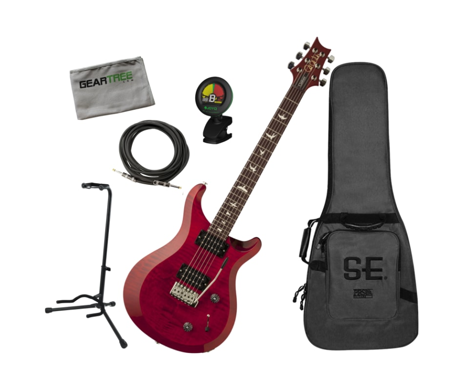 PRS S2 Custom 22 Scarlet Red Electric Guitar w/Bag
