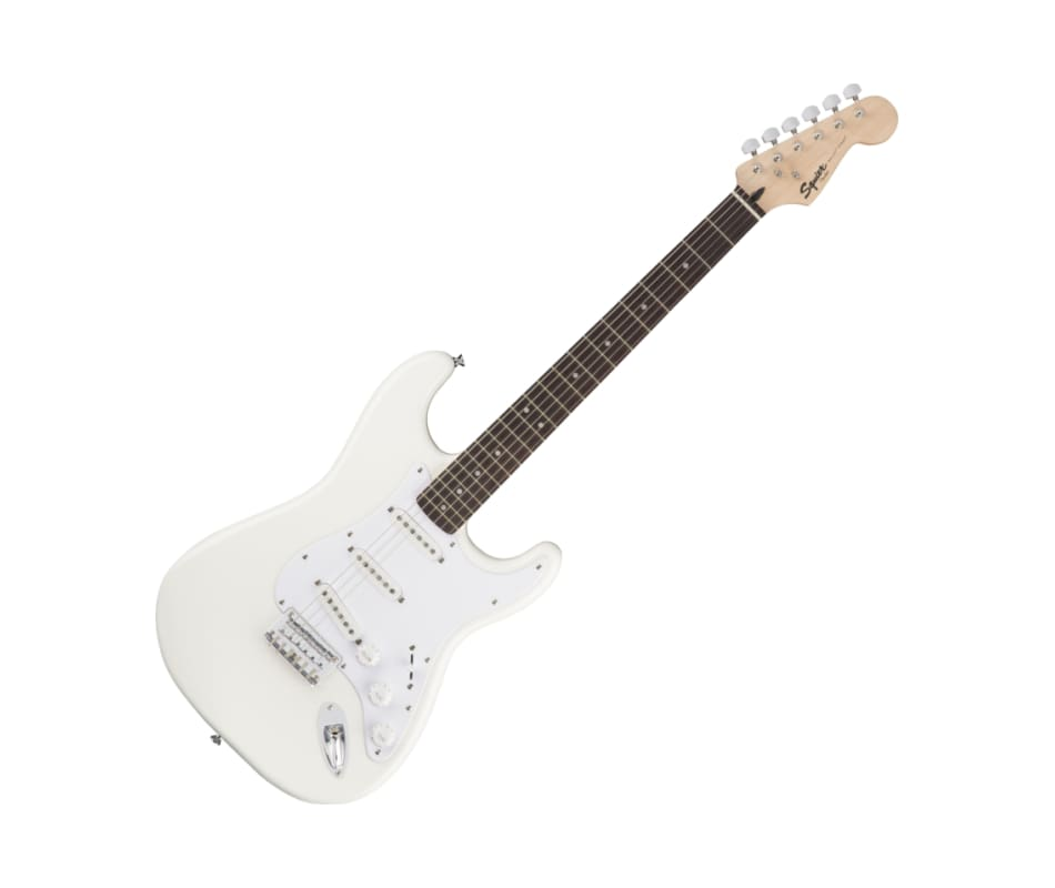 Squier Bullet Stratocaster Hard Tail Arctic White