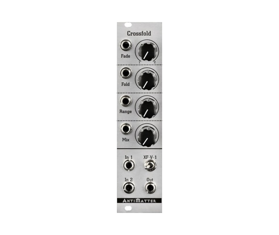 Antimatter Audio Crossfold Modulation Processor Eu
