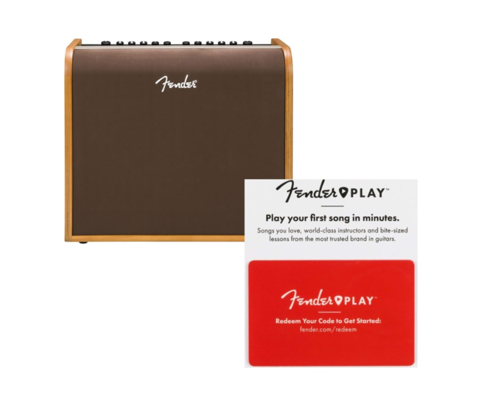 Fender Acoustic 200 Guitar Amp w/ Fender Play Prep