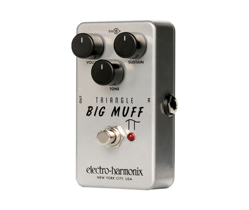 Electro Harmonix Triangle Big Muff Pi Distortion P